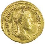 ROMAN EMPIRE: Gordian III, 238-244 AD, AV imitative aureus 404。72g41, 34Rome34, RIC-mdash, IMP CAES