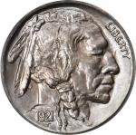 1921 Buffalo Nickel. MS-67 (PCGS). CAC.
