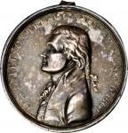1801年托马斯-杰斐逊印第安和平勋章 近未流通