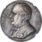 1898 United States Assay Commission Medal. Silver. 33 mm. By Charles E. Barber and George T. Morgan.