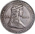 AUSTRIA. Holy Roman Empire. Guldiner, 1479 (ca. 1511). Hall Mint. Maximilian I (1508-19). NGC VF-30.