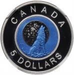 2012年加拿大伍圆。 CANADA. 5 Dollars, 2012. NGC PROOF-70 Ultra Cameo.