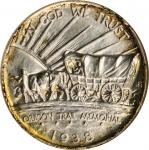 1938-S Oregon Trail Memorial. MS-64 (NGC). OH.