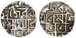 Cooch Behar/ Mughal, Aurangzeb (1661-63 in Cooch Behar), Half-Tanka, 4.85g, probably year 4 of Auran