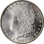 1878-CC Morgan Silver Dollar. MS-66+ (PCGS).