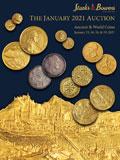 SBP2021年1月#A-西方古币 世界钱币