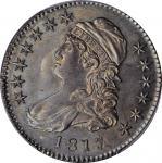 1817/3 Capped Bust Half Dollar. O-101a. Rarity-2. MS-62 (PCGS).