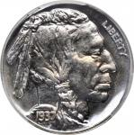 1937 Buffalo Nickel. Proof-66 (PCGS).