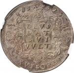 SWEDEN. 2 Mark (16 Ore), 1562. Stockholm Mint. Erik XIV (1560-68). NGC MS-61.