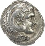 SELEUKID KINGDOM: Antiochos II Theos, 261-246 BC, AR tetradrachm 4016。92g41, Susa, SC-603。2, ESM-358