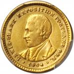 1904 Lewis and Clark Exposition Gold Dollar. EF Details--Ex Jewelry (PCGS).