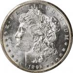 1892-CC Morgan Silver Dollar. MS-62+ (PCGS). CAC.