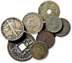 钱币一组9枚 极美品
