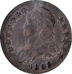 1809 Capped Bust Half Dollar. O-102a. EF-40 (NGC).