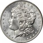 1903-S Morgan Silver Dollar. MS-65 (PCGS).