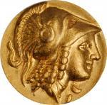 MACEDON. Kingdom of Macedon. Time of Alexander III (the Great) to Philip III, 336-317 B.C. AV Stater