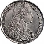 BOHEMIA. Taler, 1731. Prague Mint. Charles VI. NGC MS-64.