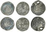 Elizabeth I (1558-1603), third issue, Threepences (3), 1566, 1.38g, m.m. portcullis, elizabeth d g a