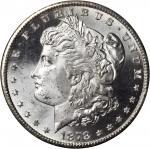 1878-CC GSA Morgan Silver Dollar. MS-65 (NGC).