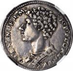 ITALY. Florence. Testone, ND (1532-37). Alessandro De Medici (1531-37). NGC VF-35.