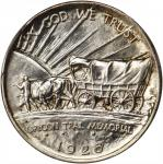 1926-S Oregon Trail Memorial. MS-64 (PCGS).