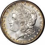 1893-CC Redfield Morgan Silver Dollar. MS-63 (NGC).