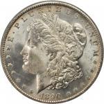 1890-O Morgan Silver Dollar. MS-65 (PCGS).