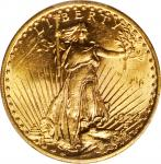 1924 Saint-Gaudens Double Eagle. MS-62 (PCGS).