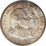 1900 Lafayette Silver Dollar. MS-60 (ANACS). OH.