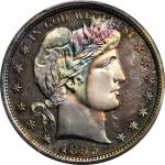 1895 Barber Half Dollar. Proof-68 (PCGS). CAC.