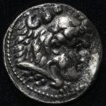 Kingdom of Macedon マケドニア王国 AR TetraDrachm Alexander III アレクサンドル3世  336~323BC 返品不可 要下见 Sold as is No