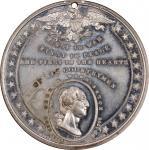 Circa 1845 Reward of Superior Merit medal by Joseph Davis, Birmingham. Musante GW-169, Baker-351. Wh