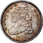 1835 Capped Bust Dime. JR-5. Rarity-1. MS-65 (PCGS). CAC.