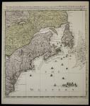 Nouvelle Carte Particuliere ...la Nouvelle Bretagne, le Canada ou Nouvelle France, la Nouvelle Ecoss