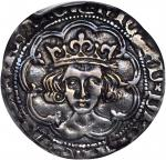 GREAT BRITAIN. Groat, ND (1483). London Mint. Richard lll (1483-85). PCGS EF-40 Secure Holder.