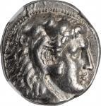 SYRIA. Seleukid Kingdom. Seleukos I Nikator, 312-281 B.C. AR Tetradrachm (17.08 gms), Seleukeia on t