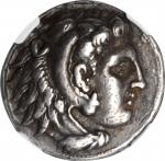 MACEDON. Kingdom of Macedon. Alexander III (the Great), 336-323 B.C. AR Tetradrachm (16.98 gms), Sid