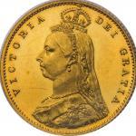 英国 (Great Britain) ヴィクトリア女王像 ジュビリーヘッド 1/2ソブリン金貨 1887年 KM766 / Victoria Jubilee Head 1/2 Soverign Gol