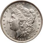 1894 Morgan Dollar. PCGS MS62