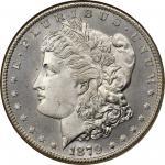 1879-S Morgan Silver Dollar. MS-68 (NGC).