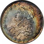 1819 Capped Bust Half Dollar. O-108. Rarity-3. MS-65 (NGC).