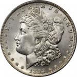 1892 Morgan Silver Dollar. MS-65 (PCGS).
