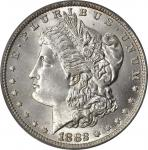 1882-O Morgan Silver Dollar. MS-66 (PCGS). CAC.