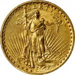 1915 Saint-Gaudens Double Eagle. MS-63 (PCGS).