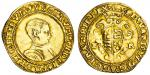 Edward VI (1547-53), Half-Sovereign, Southwark, second period, 4.95g, mm. Y, scvtvm fidei proteget e