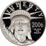 2006-W Half-Ounce Platinum Eagle. Proof-70 Deep Cameo (PCGS).