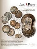 SBP2012年4月香港-古钱 金银锭 机制币