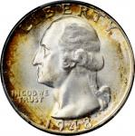 1948-D Washington Quarter. MS-67+ (PCGS).