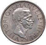 Savoy Coins;Vittorio Emanuele III (1900-1946) 20 Lire 1927 A. VI - Nomisma 1084 AG - qFDC/FDC;400