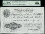 Bank of England, Kenneth Oswald Peppiatt (1934-1949), 100, London, 18 June 1938, serial number 59/O